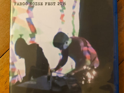 Fargo Noise Fest 2016 Blu-Ray main photo