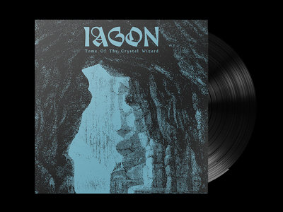 """Iagon """"Tome of the Crystal Wizard"""" LP main photo"""