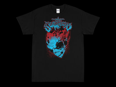Retro Alien Head T-Shirt main photo