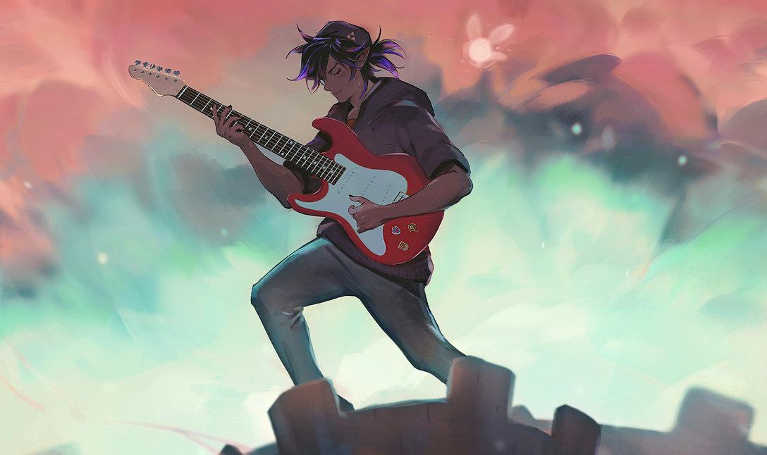 "Five Heavy Artists Inspired By ""The Legend of Zelda"""