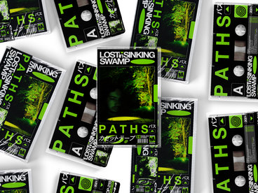 'Lost in Sinking Swamp' Cassette | NOP-218 main photo