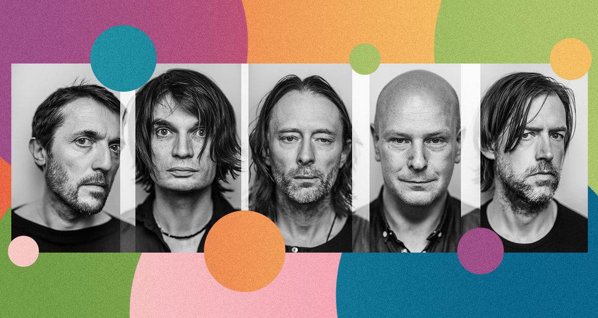 The Radiohead Catalog Comes to Bandcamp