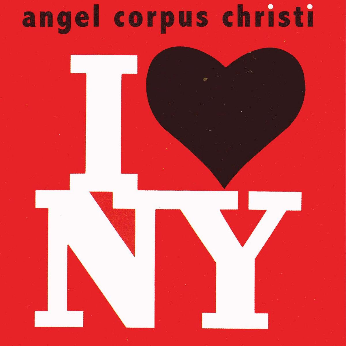 I Love New York Angel Corpus Christi