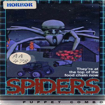 Spiders OST by MXXN