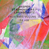 Faux Amis vol. 10: Jasper Stadhouders [FA#38] cover art