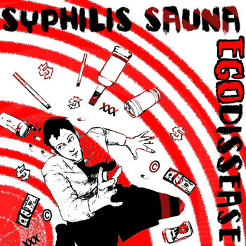 Syphilis Sauna - Sugar Crash Damage