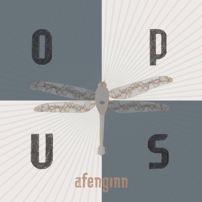 OPUS cover art