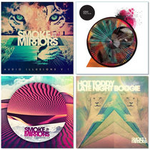 Smoke N' Mirrors Bundle cover art