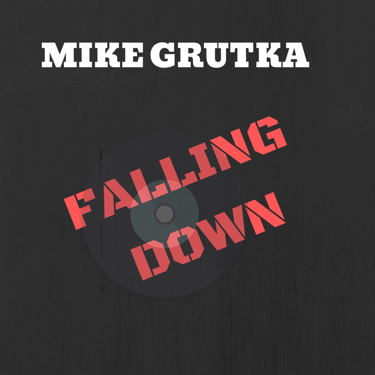 Falling Down - Live by Mike Grutka