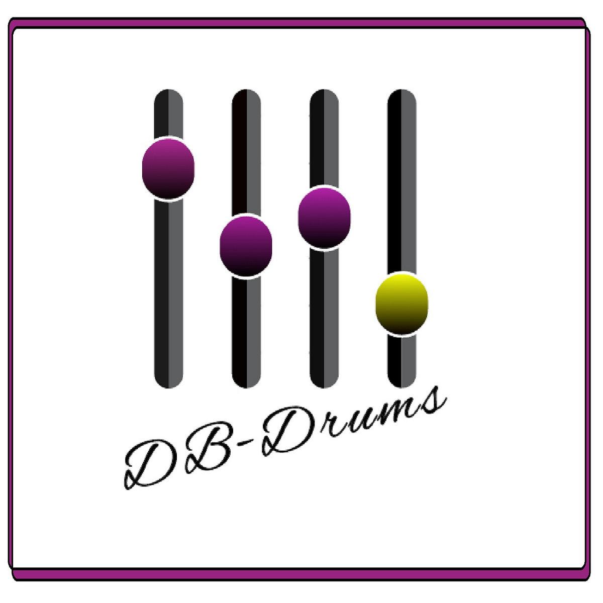 Chill Hip Hop Drums 145 BPM | DbDrums