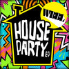 House Party EP Cover Art