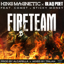 Fireteam (ft. Comet & Sticky Money) cover art