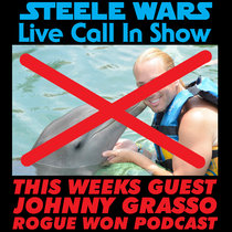 Live Call In Show - Ep 5 : Not with Johnny Grasso of the Rogue Won podcast - Is the late change of composer a bad sign for Rogue One? ADVERT FREE cover art