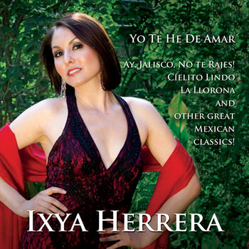 Ixya Herrera Yo Te He De Amar