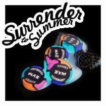 Surrender to Summer Remixes cover art