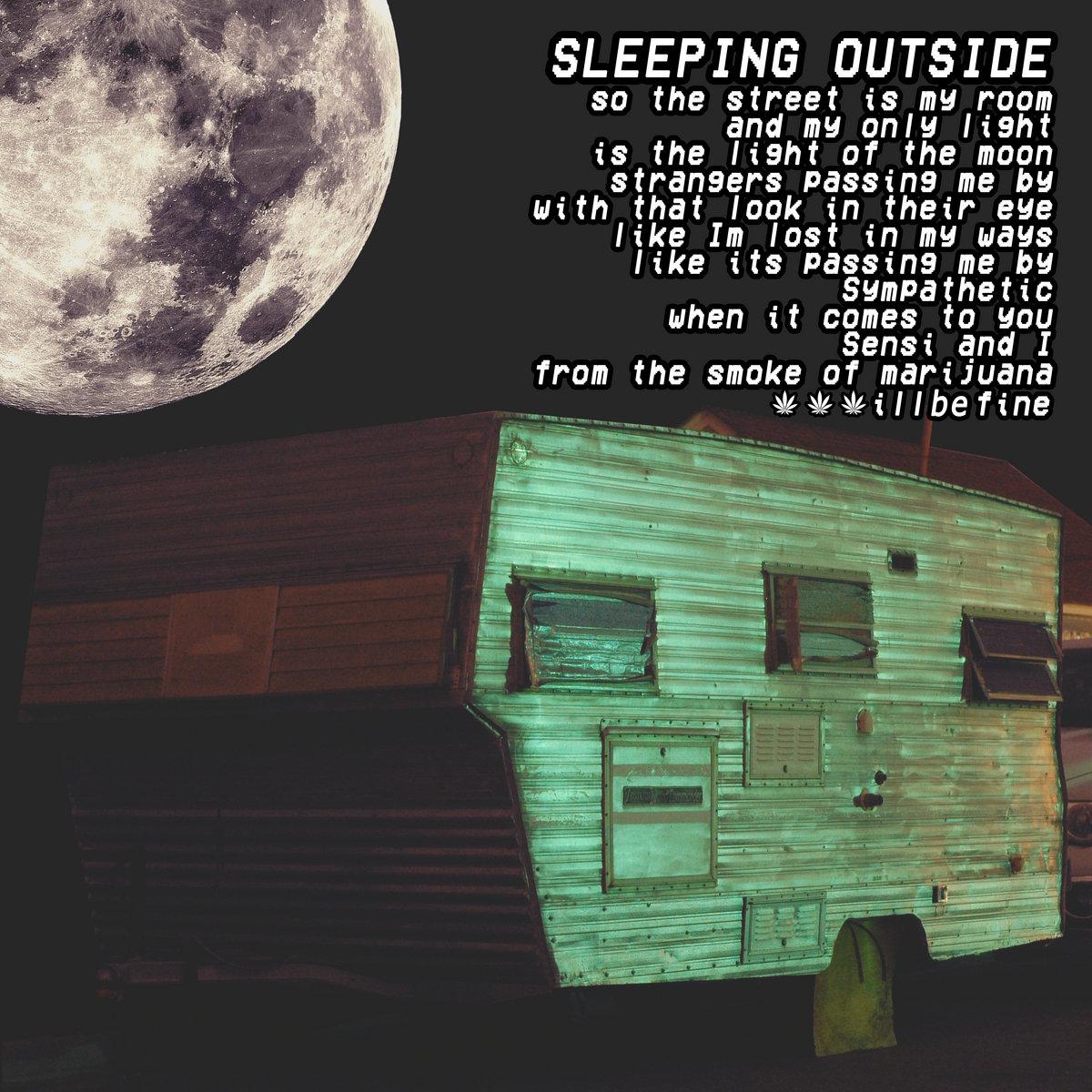 SLEEPING OUTSIDE | Los Shadows
