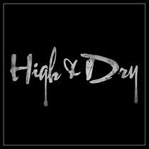 High & Dry (cover) cover art
