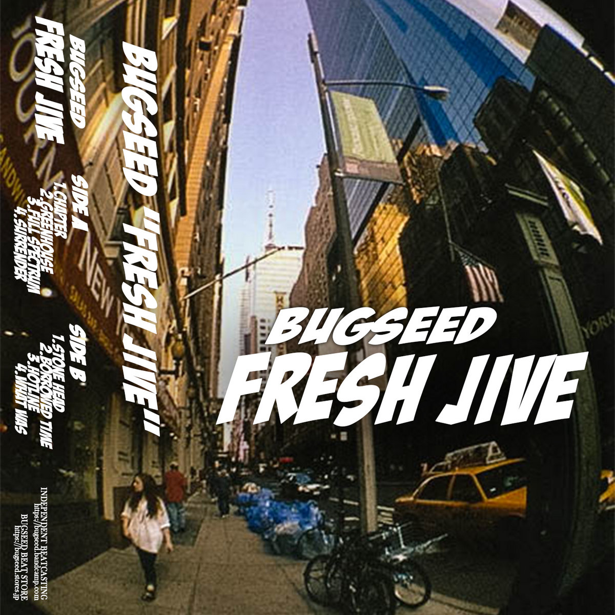 Fresh Jive EP | bugseed