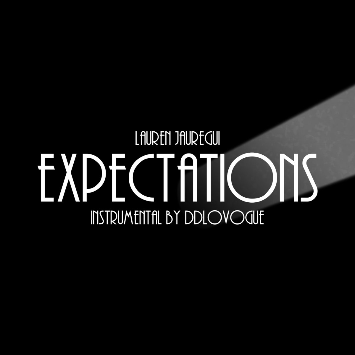 Lauren Jauregui - Expectations (Karaoke / Instrumental by ddlovogue
