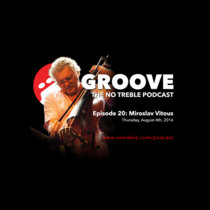 Groove – Episode #20: Miroslav Vitous cover art