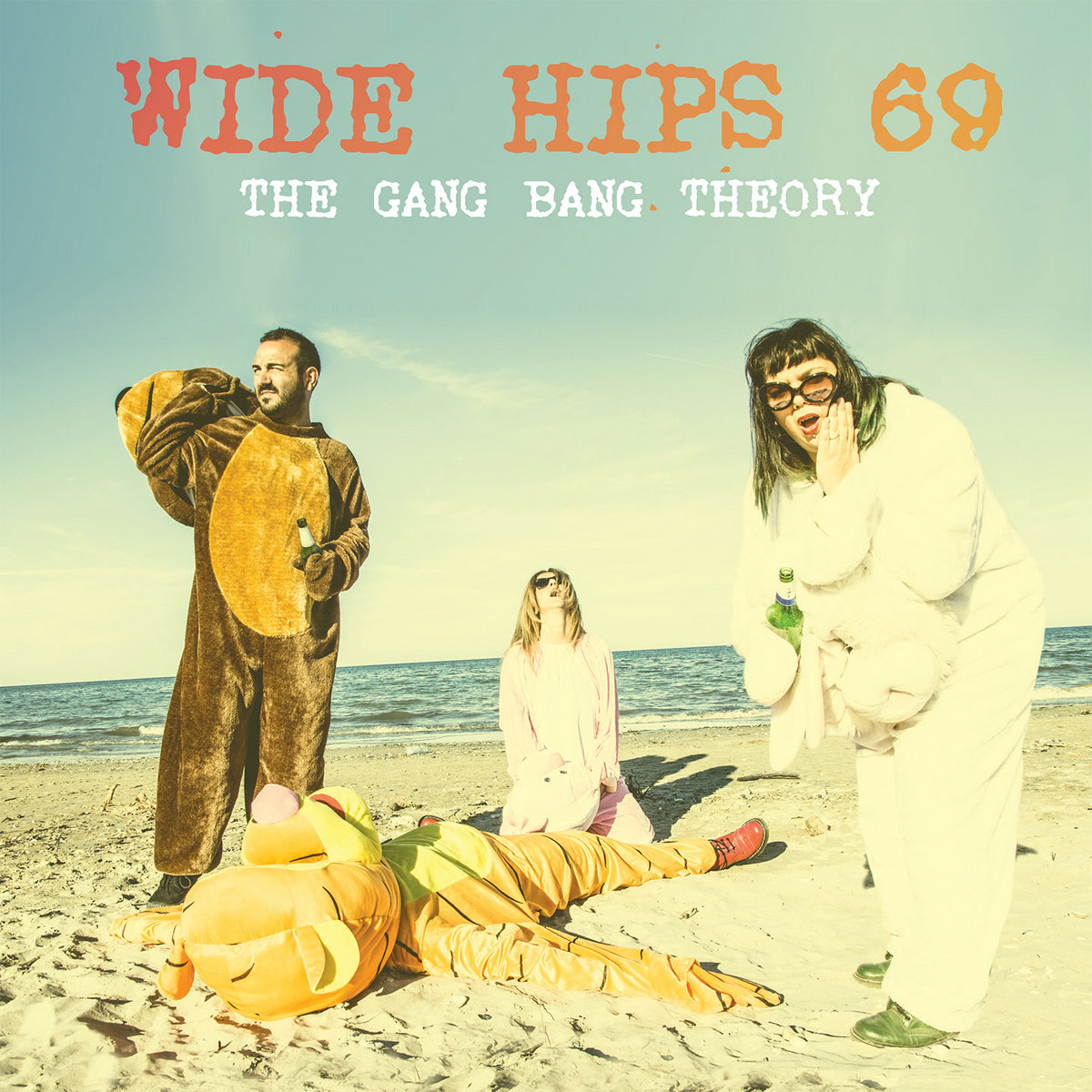 The Gang Bang Theory By Wide Hips 69