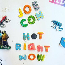 Hot Right Now f/ Jonn Piazza cover art