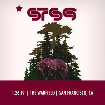 2019.01.26 :: The Warfield :: San Francisco, CA cover art