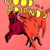 GOOD FRIENDS VOL. 1: A Compilation For Planned Parenthood Cover Art
