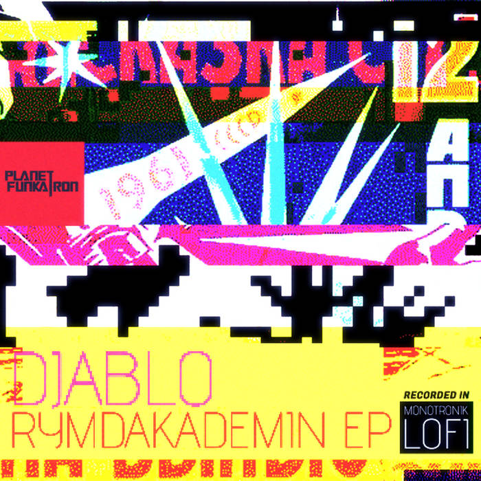 Rymdakademin EP cover art