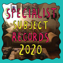 Specialist Subject Records 2020 cover art