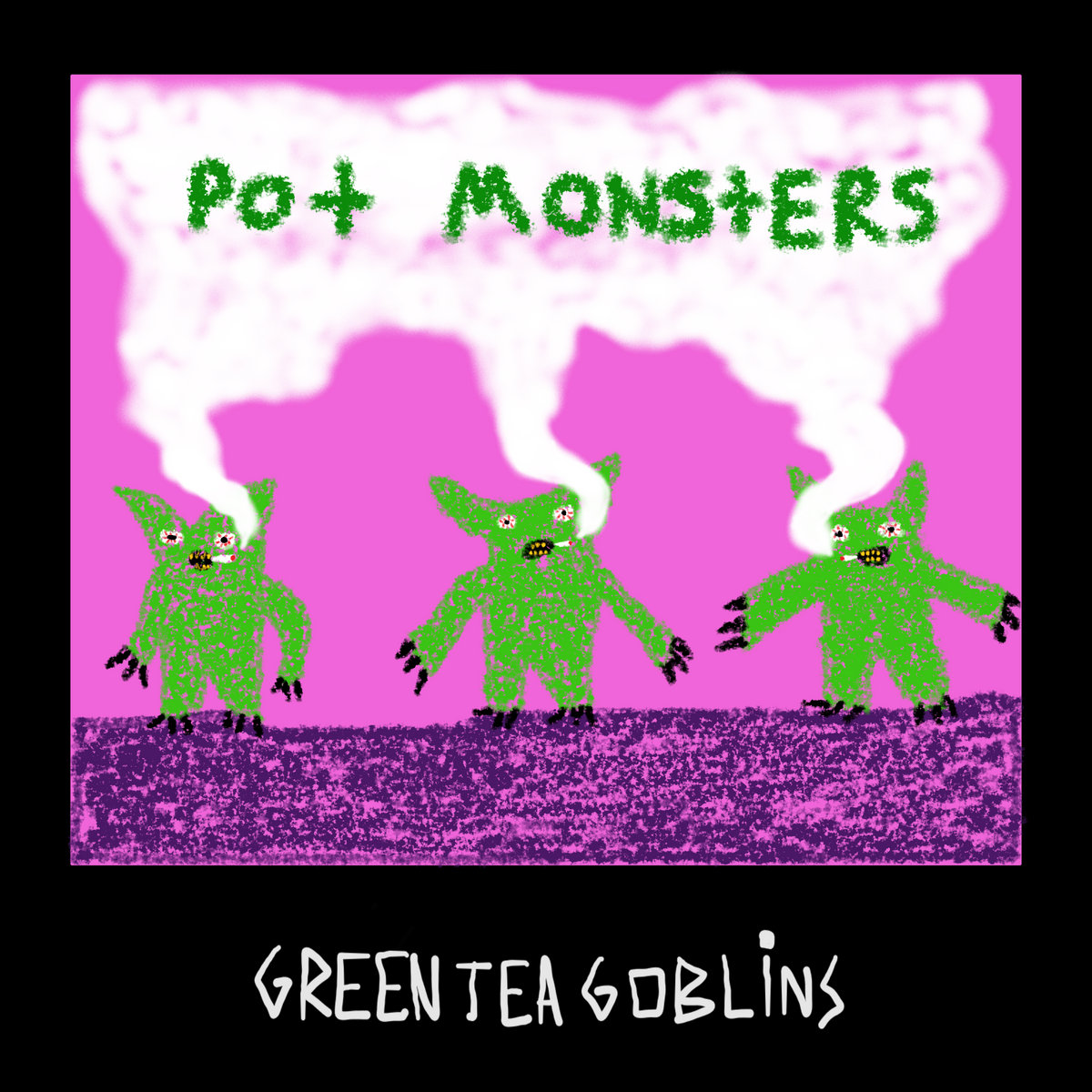 Pot Monsters by Green Tea Goblins