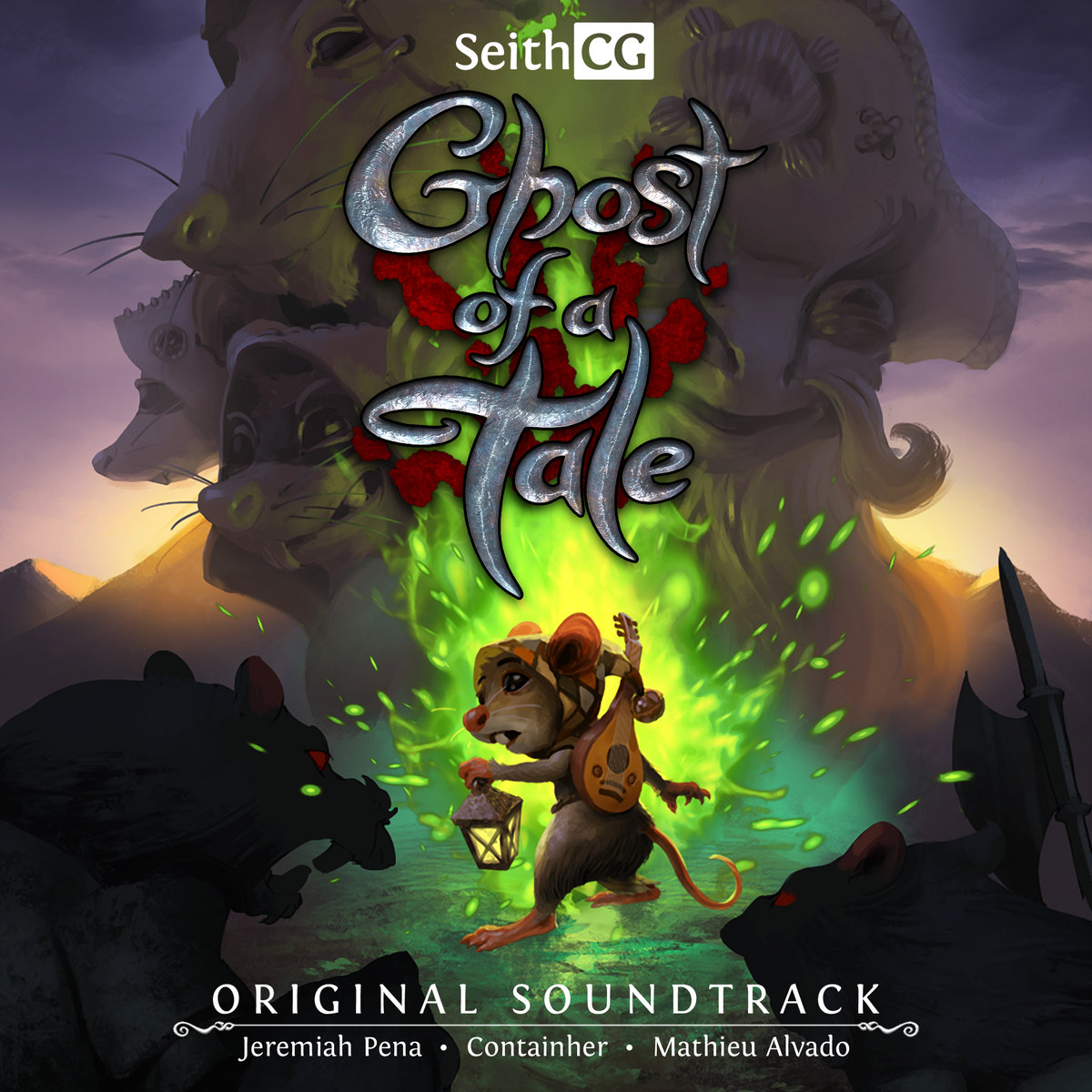 Theme From Ghost of a Tale | SeithCG