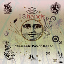 Shamanic Power Dance cover art
