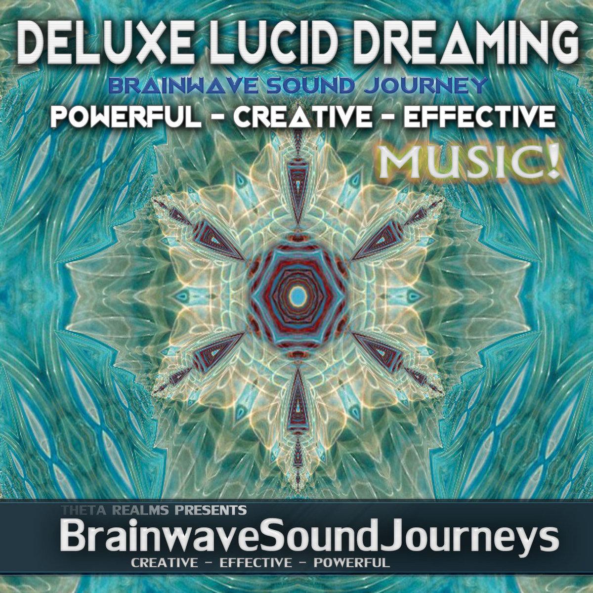 DELUXE LUCID DREAM V2 - HEALING + REGEN MUSIC | Theta Realms