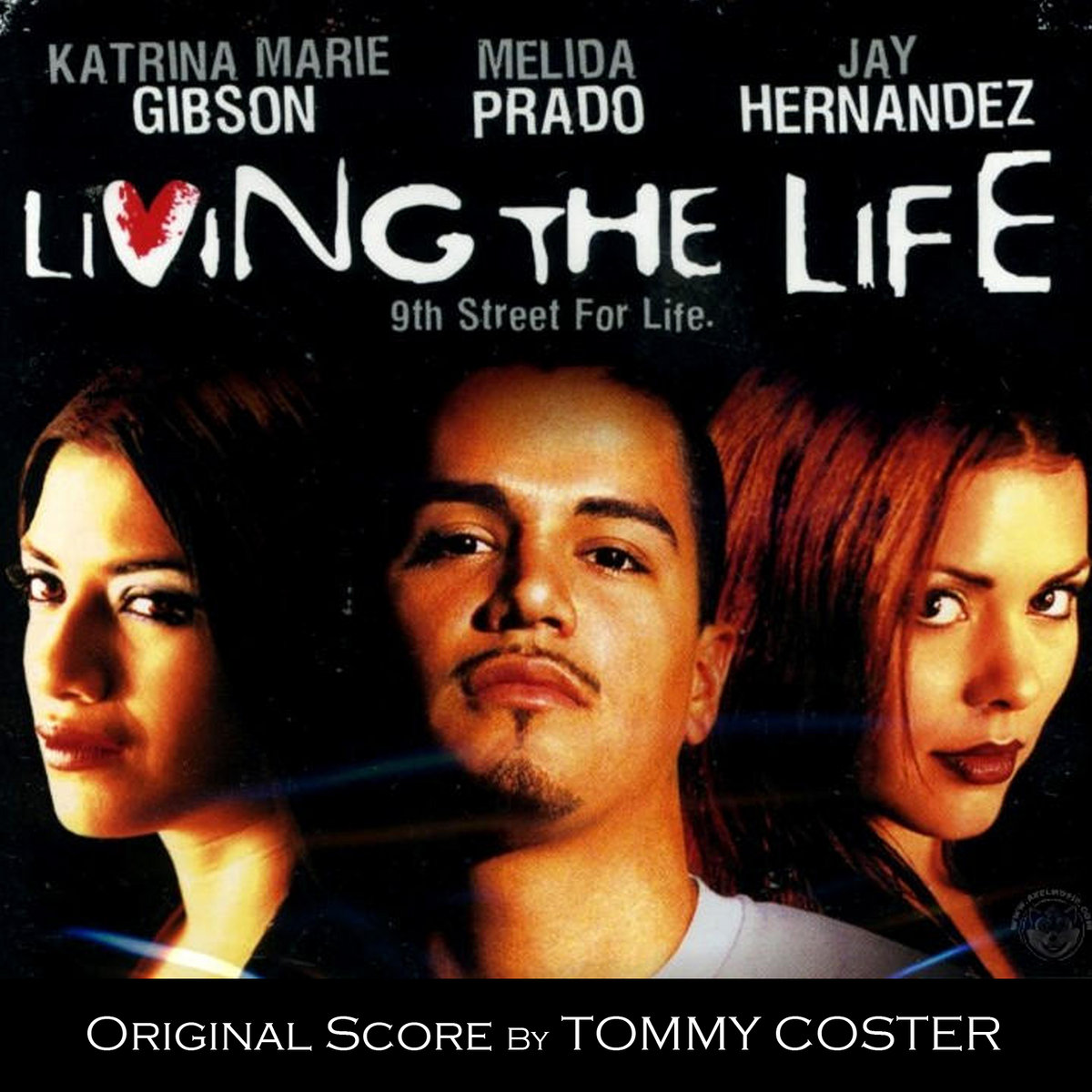 living the life (original soundtrack)   tommy coster