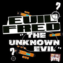 The Unknown Evil EP cover art