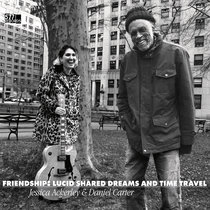Friendship: Lucid Shared Dreams and Time Travel cover art