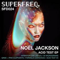 Acid Test EP cover art