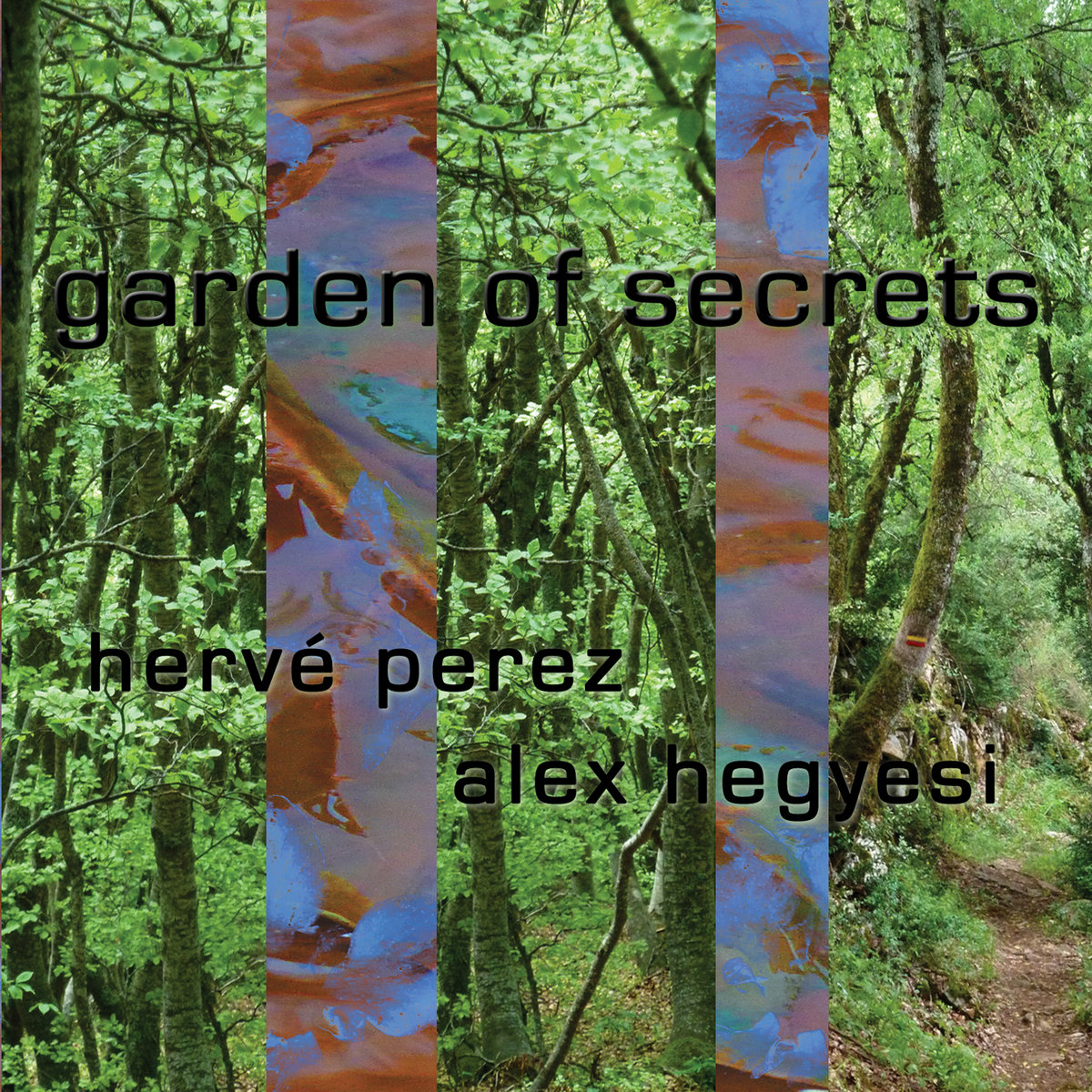 Album Garden of Secrets by Herve Perez