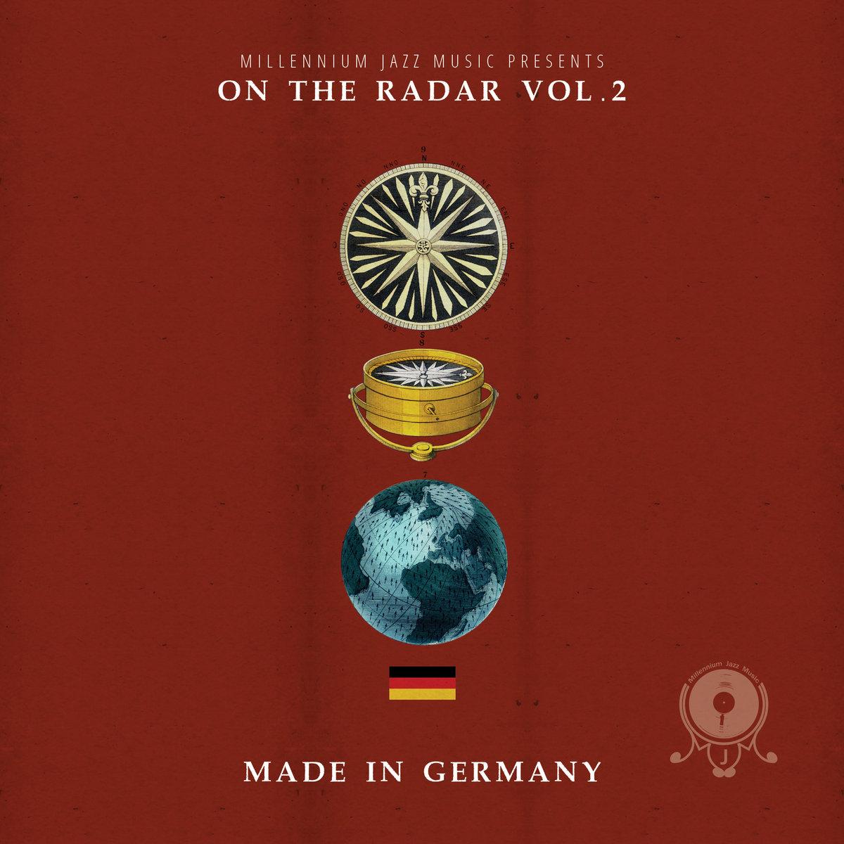 Made In Germany Otr Vol 2 Millennium Jazz Music