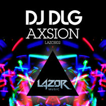 Axsion [LAZOR02] cover art