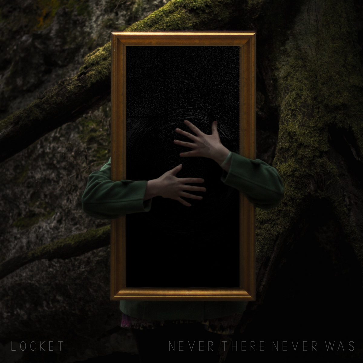 Locket - Never There, Never Was [EP] (2016)