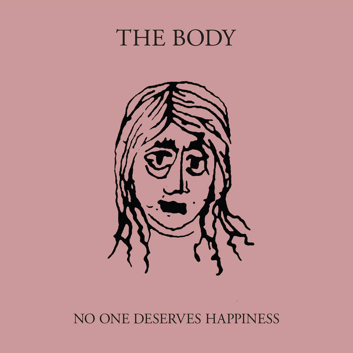 No One Deserves Happiness cover art