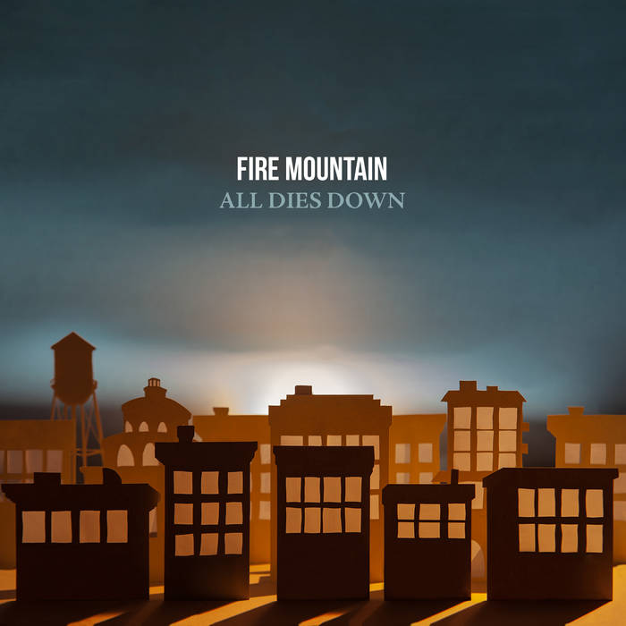 All Dies Down cover art