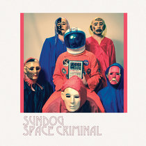 Space Criminal cover art