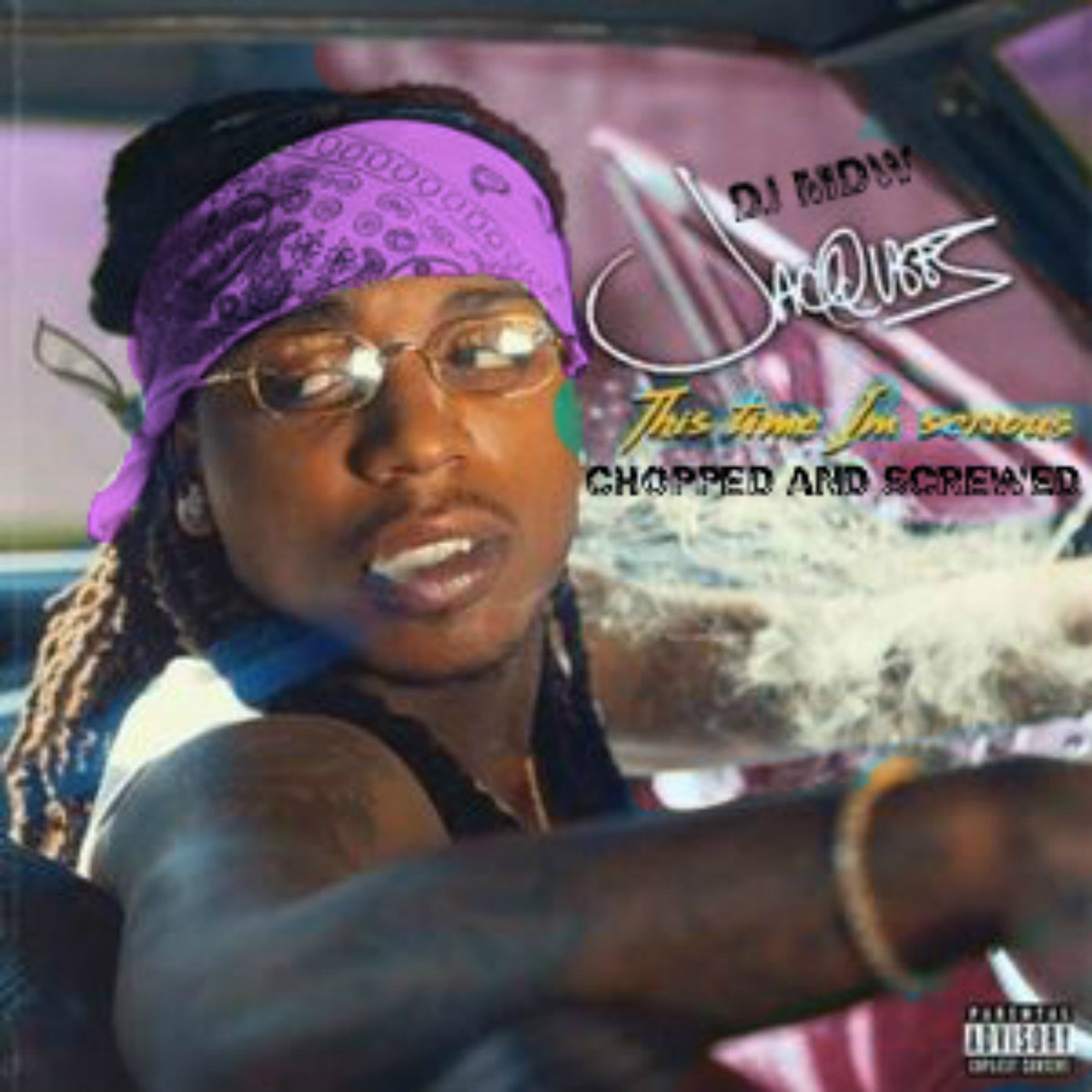 Jacquees This Time I M Serious Chopped And Screwed By Dj Mdw Jacquees And Dj Mdw Dj Mdw