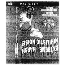 Validity cover art