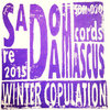 SadoDaMascus Records: Winter Copulation 2015 (SDM-020) Cover Art