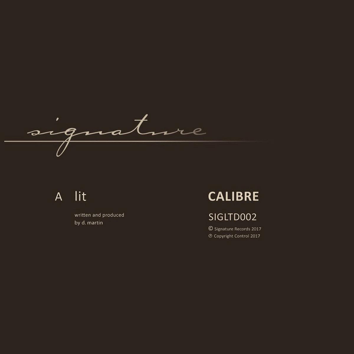 LIT | Calibre