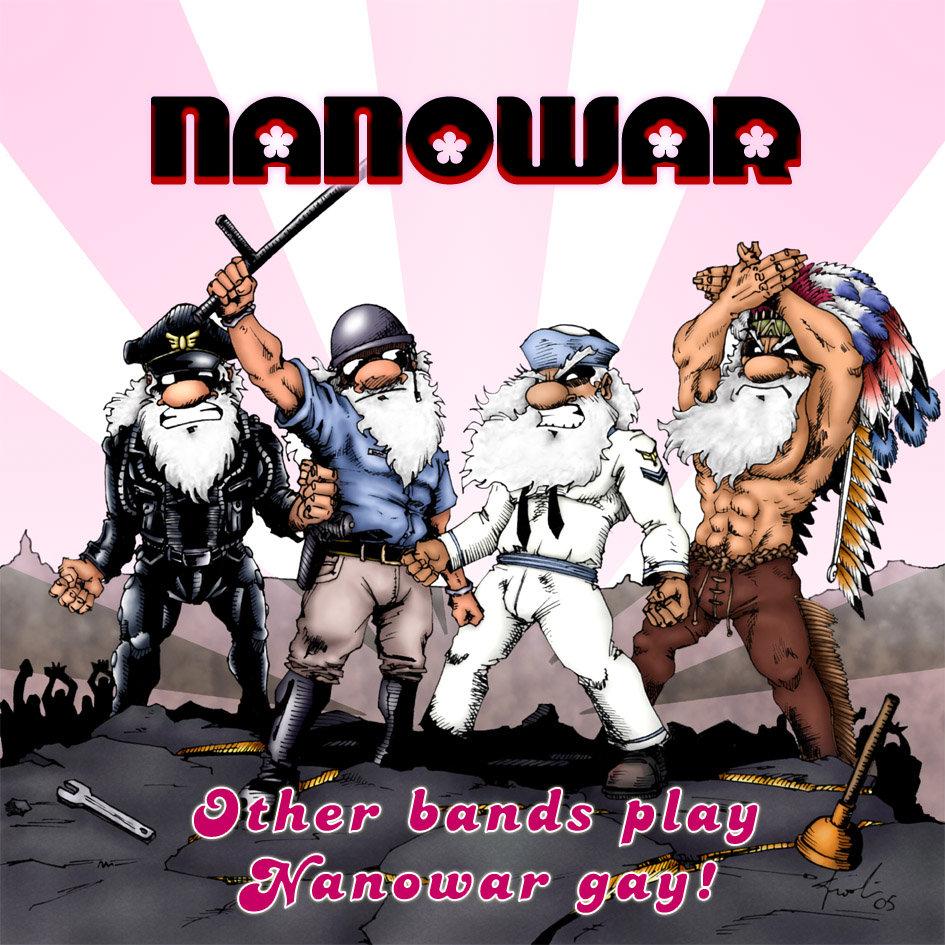 Gay metal band